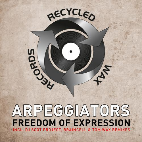 Album Art - Freedom of Expression