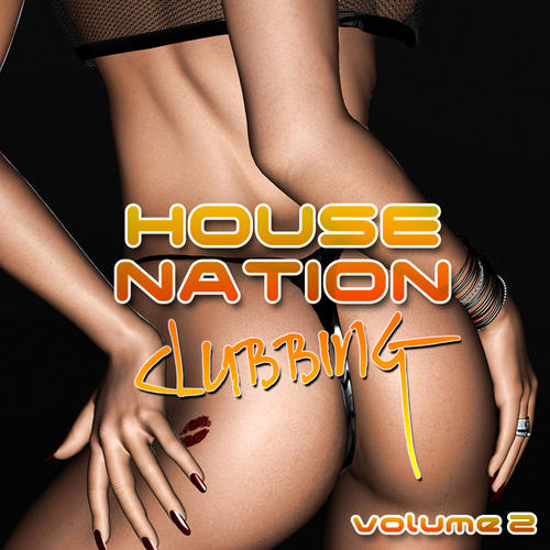 Album Art - House Nation Clubbing Volume 2
