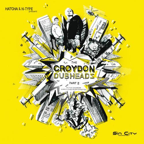 Album Art - The Croydon Dubheadz Part 2