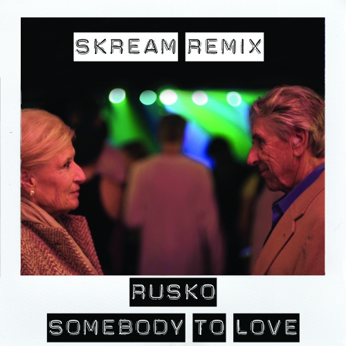 Album Art - Somebody To Love (Skream Remix)
