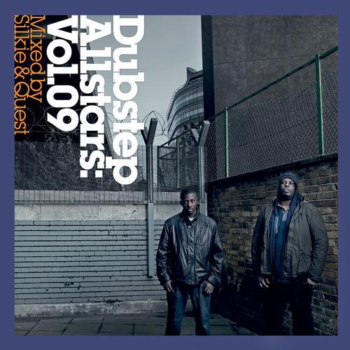 Album Art - Dubstep Allstars Vol.09 - Mixed by Silkie & Quest