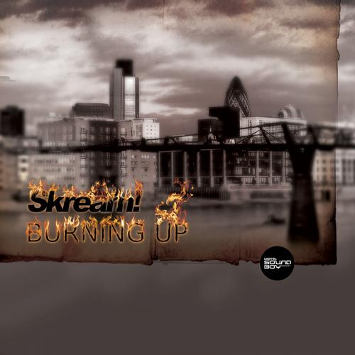 Album Art - Burning Up/Memories Of 3rd Base