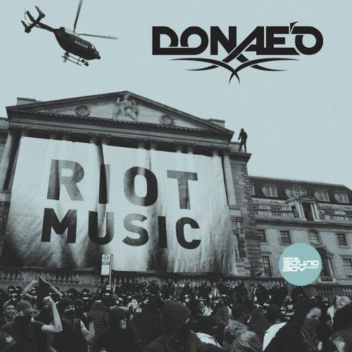 Album Art - Riot Music