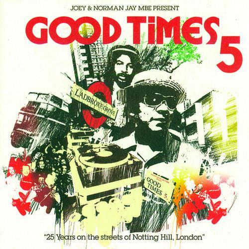 Album Art - Good Times 5