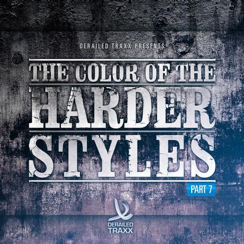 Album Art - The Color Of The Harder Styles (Part 7)