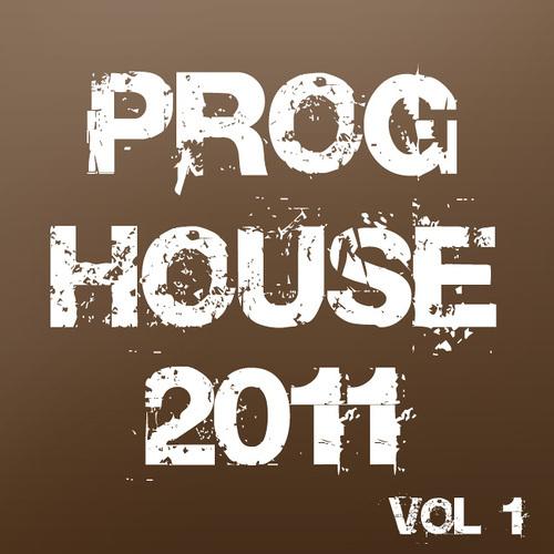 Album Art - Proghouse 2011 Volume 1