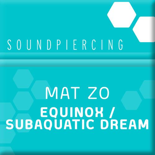Album Art - Equinox  Subaquatic Dream