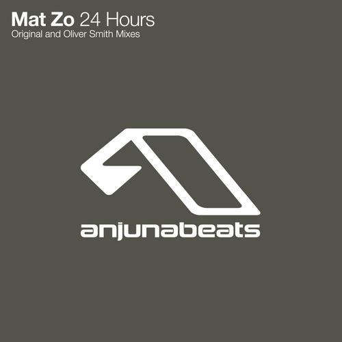 Album Art - 24 Hours