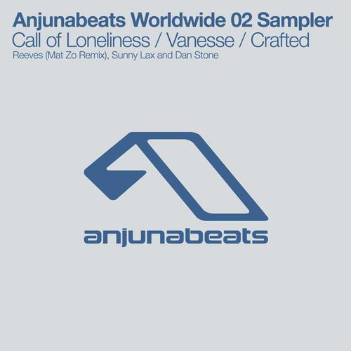 Album Art - Anjunabeats Worldwide 02 Sampler