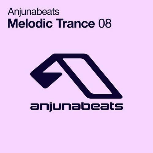 Album Art - Anjunabeats Melodic Trance 08