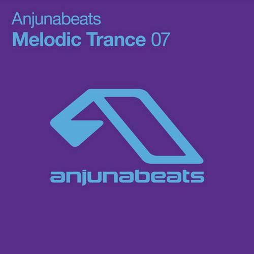 Album Art - Anjunabeats Melodic Trance 07