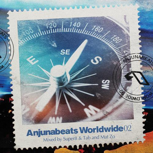 Album Art - Anjunabeats Worldwide 02
