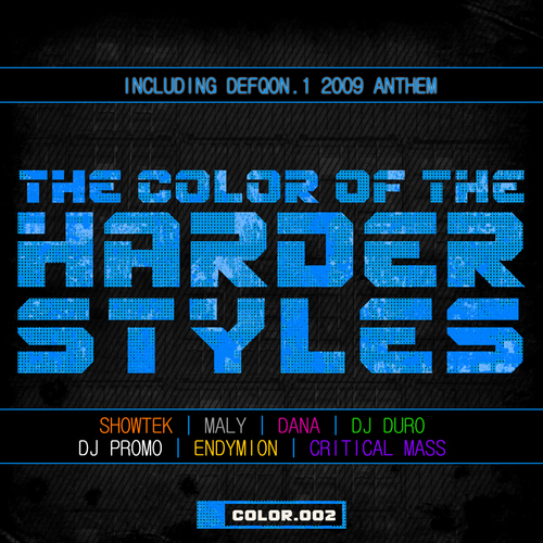 Album Art - The Color Of The Harder Styles (Part 2)