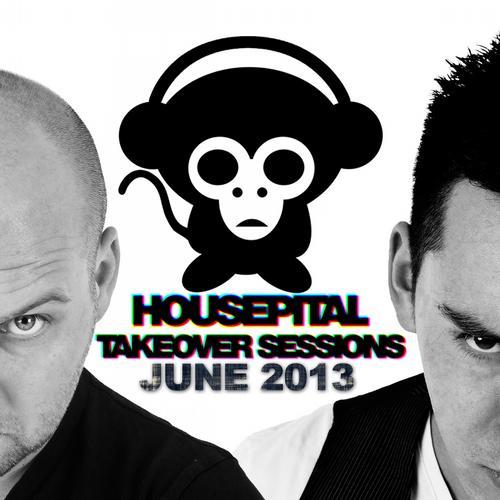 Album Art - Housepital Takeover Sessions June 2013