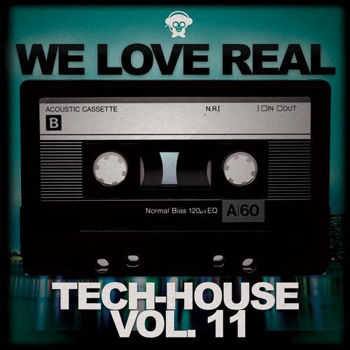 Album Art - We Love Real Tech-House, Vol. 11