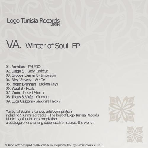 Album Art - VA. Winter Of Soul EP
