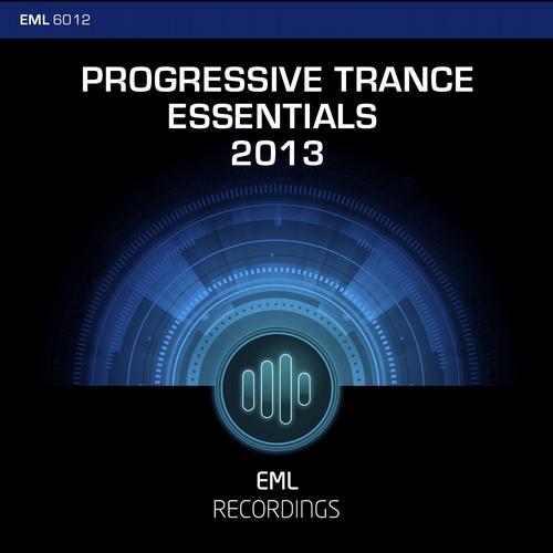 Progressive Trance Essentials 2013 Album Art