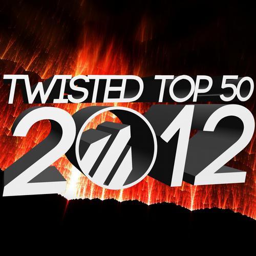 Album Art - Twisted Top 50 2012