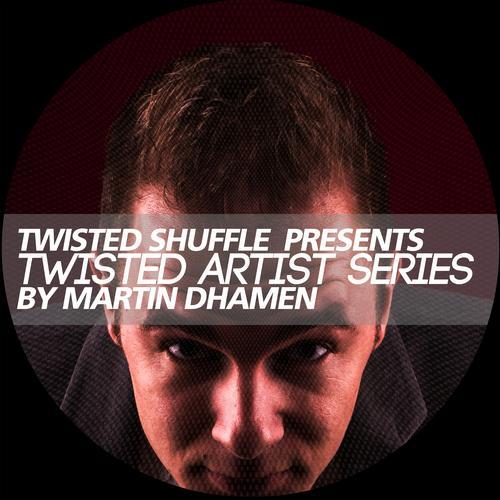 Twisted Artist Series By Martin Dhamen Album Art