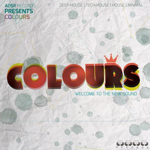 Album Art - Colours