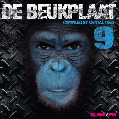 Album Art - De Beukplaat 9 - Compiled by Mentall Theo