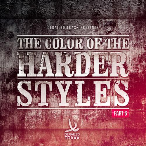 Album Art - The Color Of The Harder Styles - Part 6