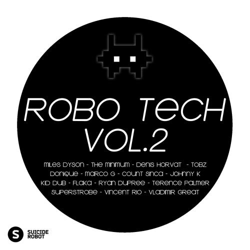Album Art - Robo Tech Volume 2