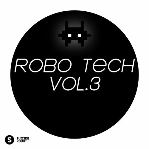 Album Art - Robo Tech Vol.3