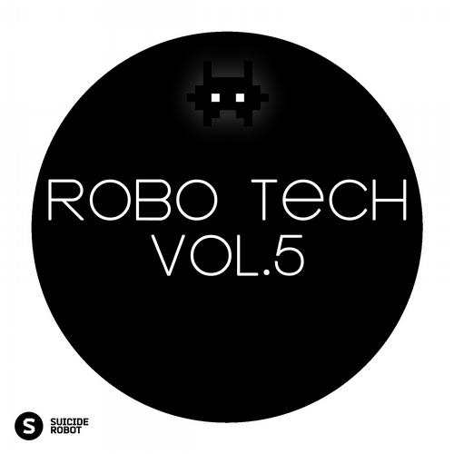 Album Art - Robo Tech Vol.5