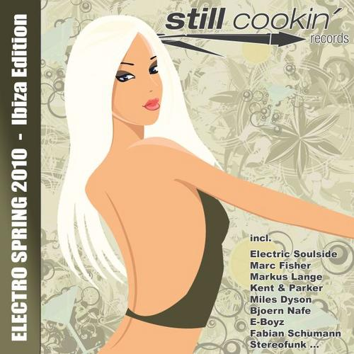 Album Art - Best of Still Cookin' - Electro Spring 2010 (Ibiza Edition)
