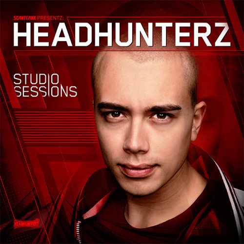 Album Art - Headhunterz - Studio Sessions - Digital Edition