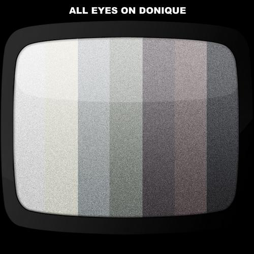 Album Art - All Eyes On Donique
