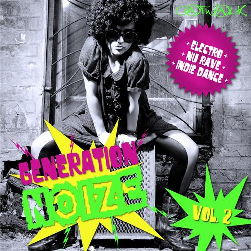Album Art - Generation Noize, Vol. 2