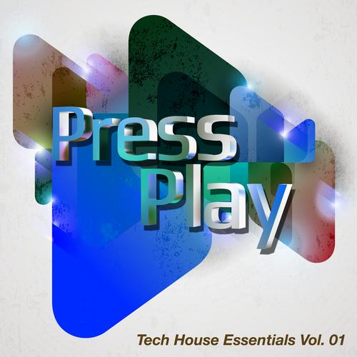 Album Art - Tech House Essentials Vol. 01