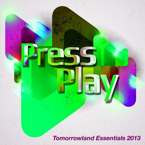 Album Art - Tomorrowland Essentials 2013