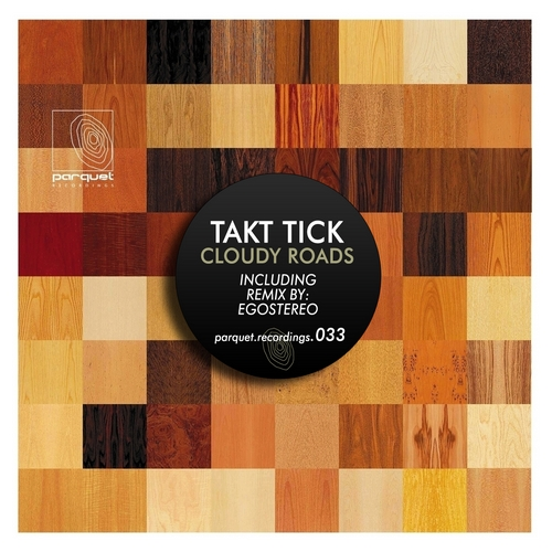 Album Art - Cloudy Roads