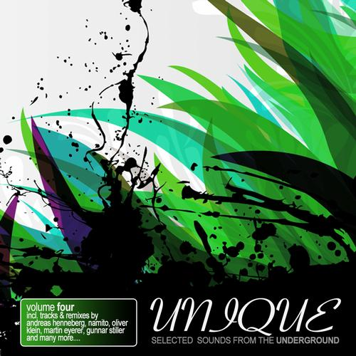 Album Art - Unique Vol. 4 - Selected Sounds From The Underground