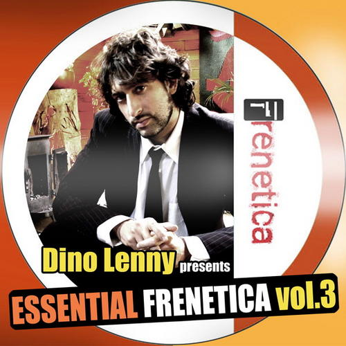 Album Art - Essential Frenetica Volume 3