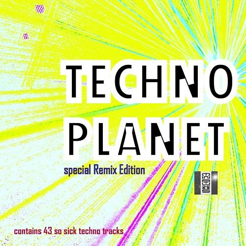 Album Art - Techno Planet - Special Remix Edition