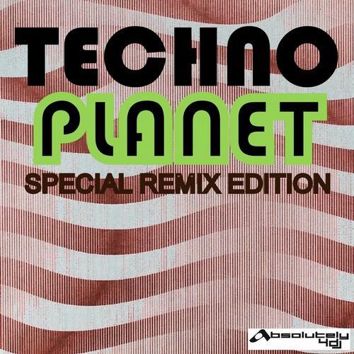 Album Art - Techno Planet (Special Remix Edition)