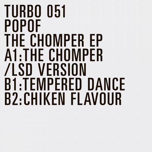 Album Art - The Chomper EP