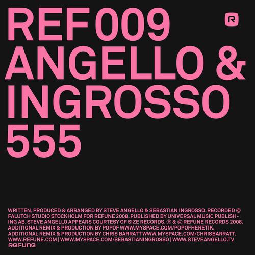 Album Art - 555