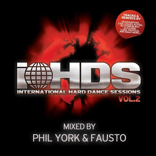 Album Art - International Hard Dance Sessions Vol. 2