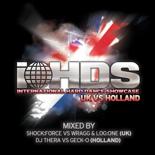 Album Art - International Hard Dance Showcase: UK Vs Holland