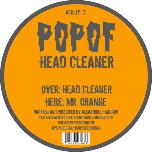Head Cleaner Album Art