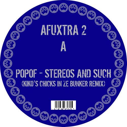 Album Art - Stereos And Such, I Am &                       Mushroom Man Remixes