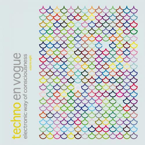 Techno En Vogue - Electronic Way of Consciousness, Vol. 8 Album Art