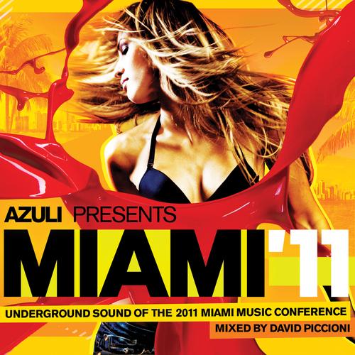 Album Art - Azuli Presents: Miami '11