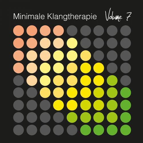 Minimale Klangtherapie, Vol. 7 Album Art