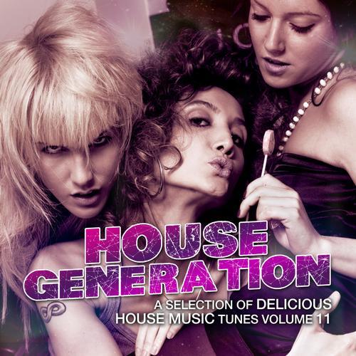 Album Art - House Generation Volume 11